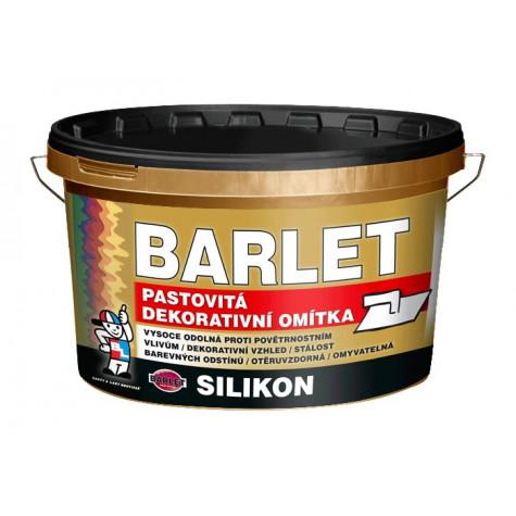 Пастоподібна декоративна штукатурка BARLET SILIKON