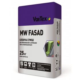 Клей MW-Fasad суміш для систем утеплення