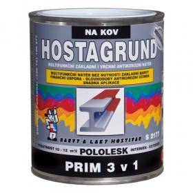 Антикоррозийное грунтовочное покрытие HOSTAGRUND PRIM3V1 S2177