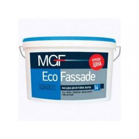 Фасадная дисперсионная краска ECO FASSADE 14 кг