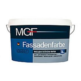 Фасадная латексная краска FASSADEN FARBE 14 кг