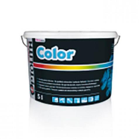 Краска для внутренних работ Optomal COLOR 5 л
