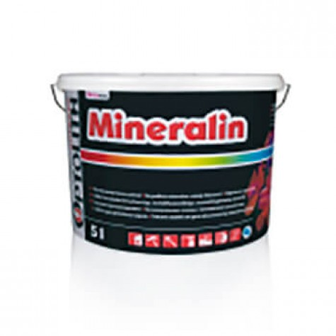 Краска силикатная Optomal MINERALIN 5 л