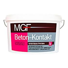 Адгезійна грунтовка MGF бетон-контакт 14 кг