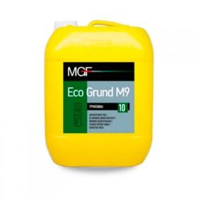Ґрунтовка глибокопроникаюча ECO GRUND M9 10 л
