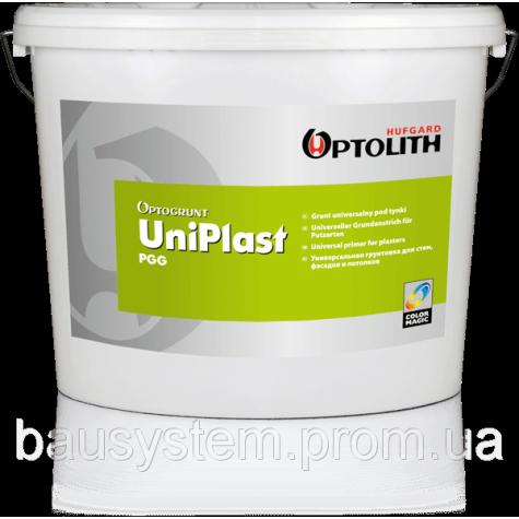 Грунтовка кварцова універсальна UniPlast 24 кг