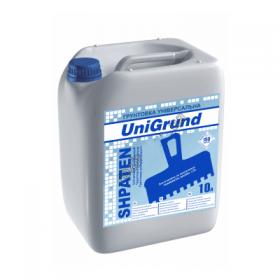 Грунтовка універсальна SHPATEN unigrund 10 л