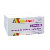 Пінопласт «ТАЛ-ПЛАСТ» 35 (100 мм)