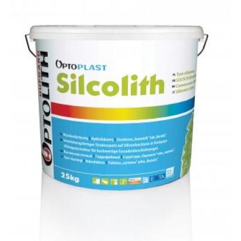 Штукатурка силоксановая OptoPlast Silcolith короед 25 кг