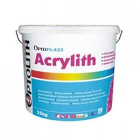 Штукатурка акриловая OptoPlast Acrylith баранек 25 кг