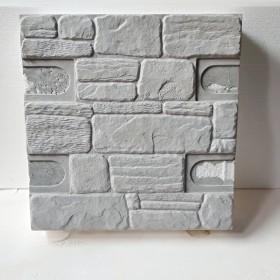 Безшовна Фасадна Термопанель Бутовий камінь