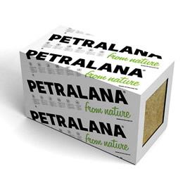 Вата фасадна для утеплення «PETRALANA»